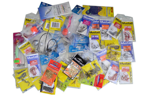 Supreme Fishing Tackle Value Package (medium)