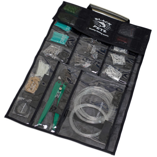 Game Fishing Tournament Rigging Kit Black Pete