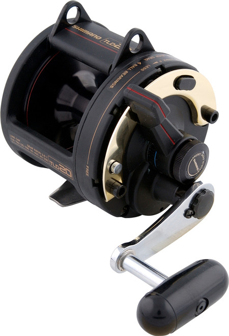 Shimano TLD 20 Reel - Game Fishing Reel