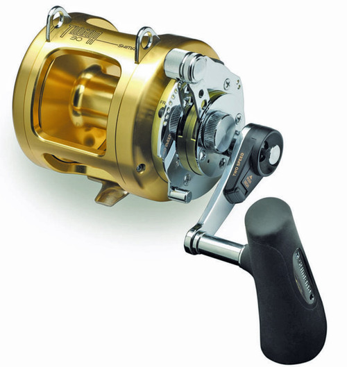 Shimano Tiagra Fishing Reel TI 30 A - 2 Speed Game Reel