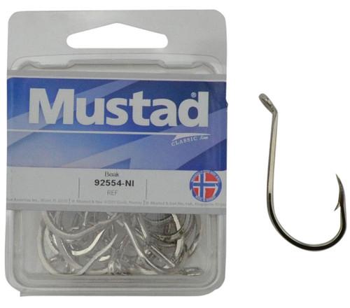 Mustad 92554 Beak Hooks