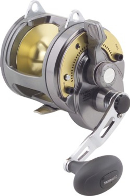 Shimano Tyrnos 20 single speed fishing reel