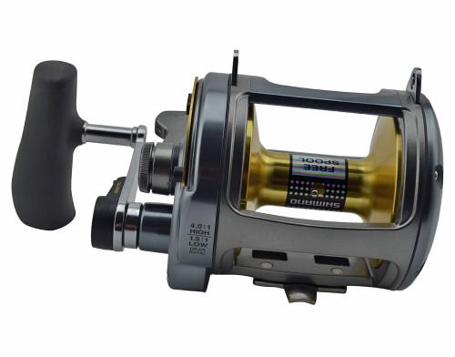 Shimano Tyrnos 50 LRS Two speed fishing reel
