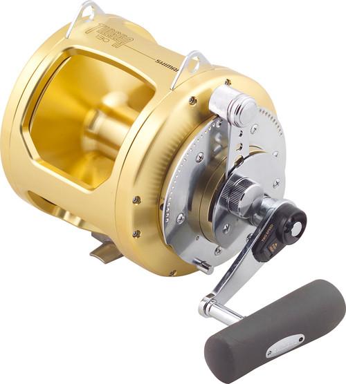 Shimano Tiagra Fishing Reel 130A - 2 Speed Game Reel