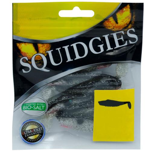 Squidgy Fish Squidgies Soft Plastic Fishing Lures