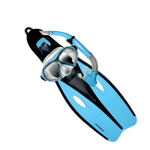 Snorkeling gear package