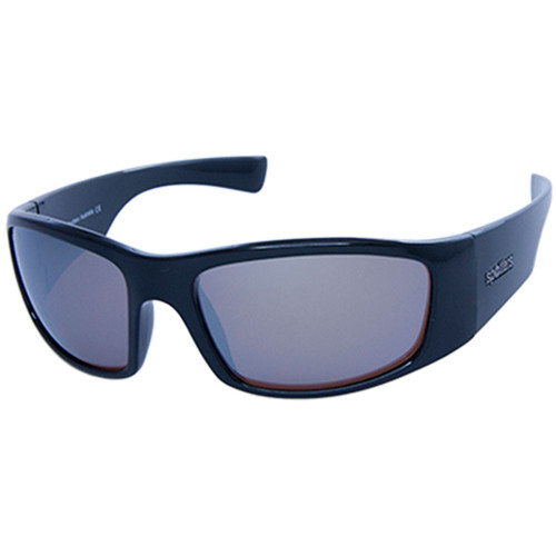 3b04c0b8cb10 Spotters Coyote Plus Sunglasses (Gloss Black Frame Glass Lens) Polarised