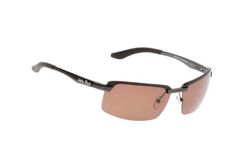 Ugly Fish Polarised Sunglasses PT24409 GUN.BR+AR
