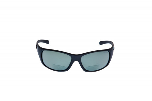 Ugly Fish Polarised Bifocal Sunglasses Eclipse PN3441 MBL.SM+AR+2.50