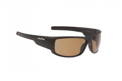 Ugly Fish Polarised Sunglasses Krypton PC3266 MBL.BR+AR