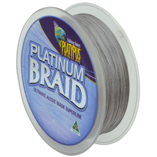 Platypus Platinum Braid Line
