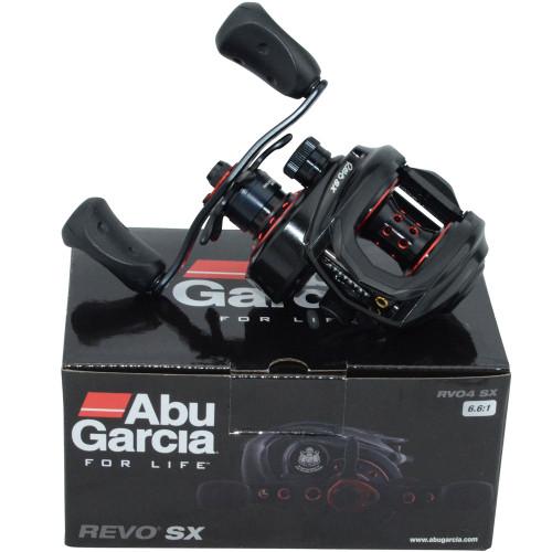 Abu Garcia Revo SX Baitcaster Fishing Reel