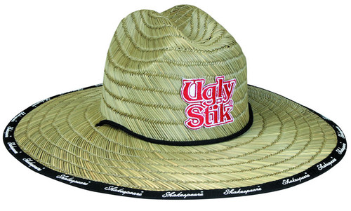 Uglystik Straw Hat - Wide Brim