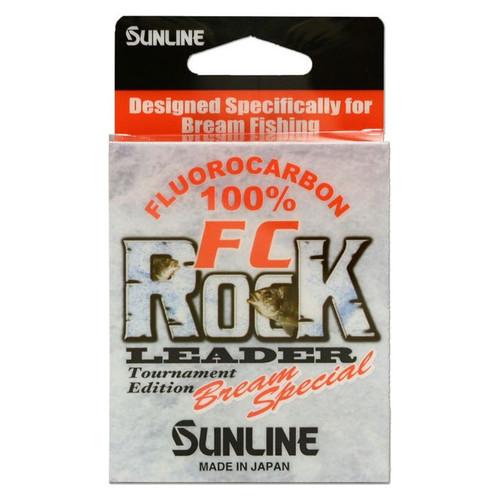 Sunline FC Rock Bream Special Leader - Fluorocarbon