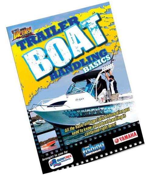 AFN Trailer Boat Handling DVD