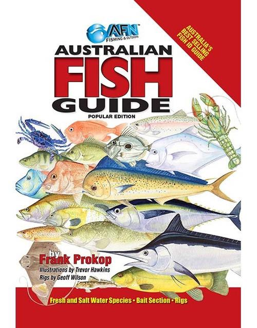 Fish ID Book - Popular edition