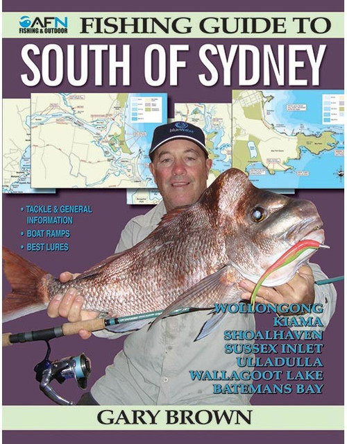 South of Sydney Fishing Guide.