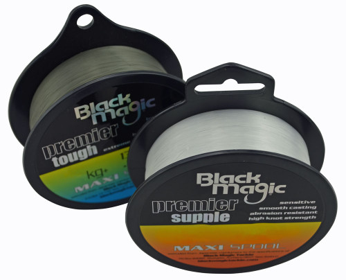 Black Magic Premier Fishing Line