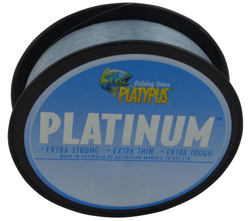 Platypus Platinum Fishing Line