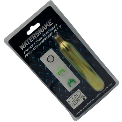 Watersnake PFD Servicing Parts (33g Gas Gartridge 56059)