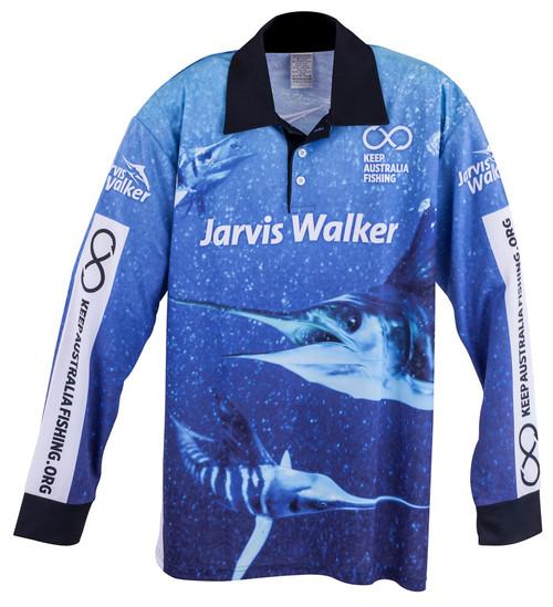 Jarvis Walker Fishing Apparel - Marlin Shirt