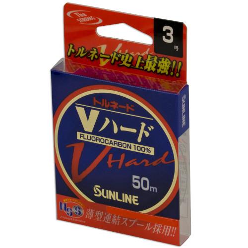 Sunline V-Hard Fluorocarbon Leader