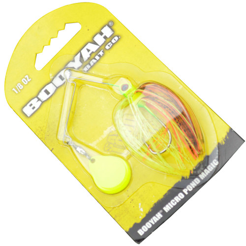 Booyah Spinnerbaits - Micro Pond Magic Lures 1/8oz