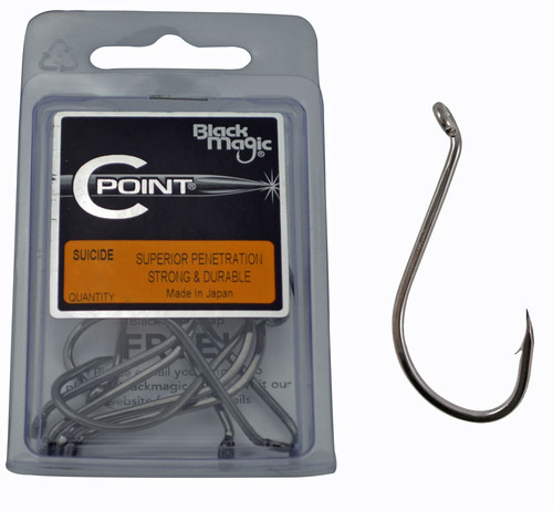 Black Magic C Point Hooks
