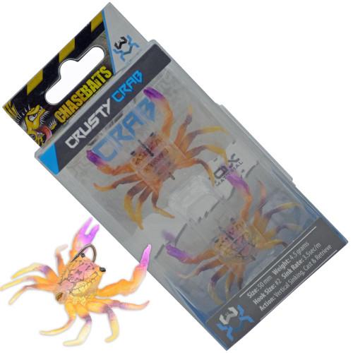 Chasebaits Crusty Crab Lure