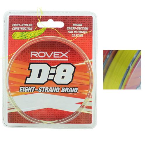 Rovex D:8 Braid Fishing Line