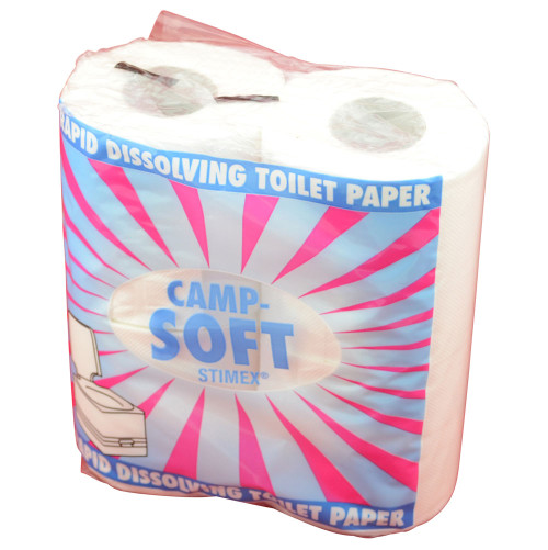 Rapid Dissolving Toilet Paper For Portable Camping Toilets