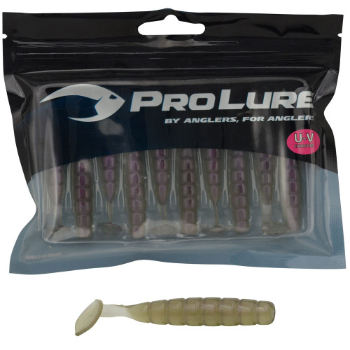 Pro Lure Paddle Grub Lures