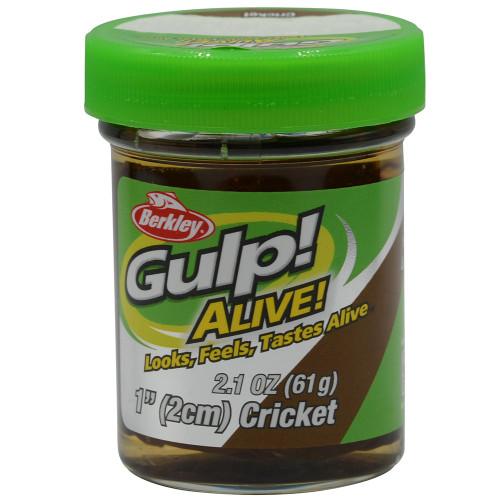 Gulp Crickets