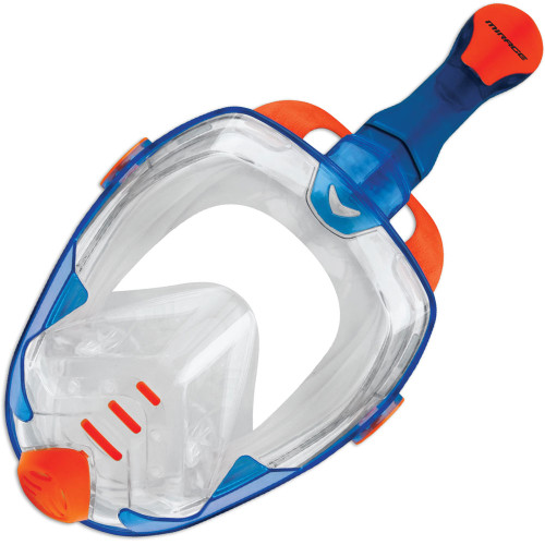 Mirage Galaxy Full Face Snorkel Mask
