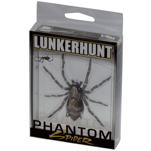 Lunkerhunt Phantom Spider Lure