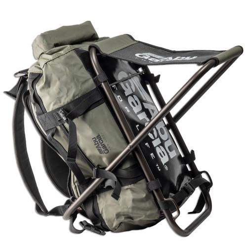 Abu Garcia Base Duffel Bag (Backpack & Seat Combo)