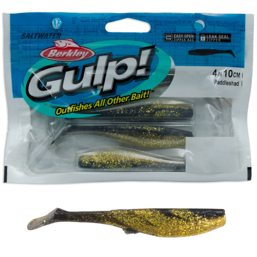 Berkley Gulp Paddle Shad Lures