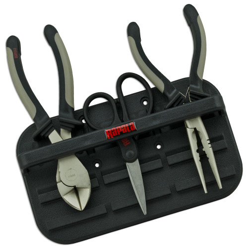 Rapala magnetic plier and fishing tool holder combo