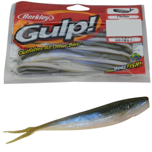 Berkley Gulp Minnow Lures