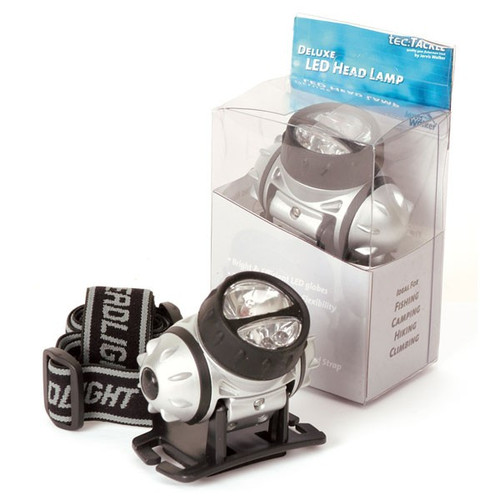 Jarvis Walker Headlamp Fishing Head Light