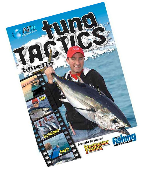 AFN Tuna Tactics DVD - Bluefin
