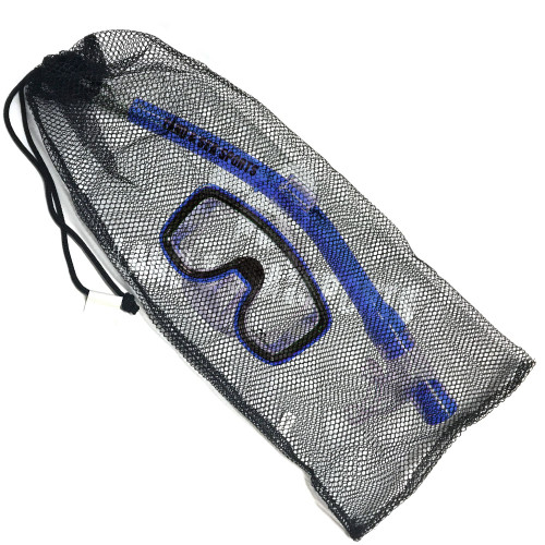 Land And Sea Lagoon Siltex Mask with Snorkel Junior Fit