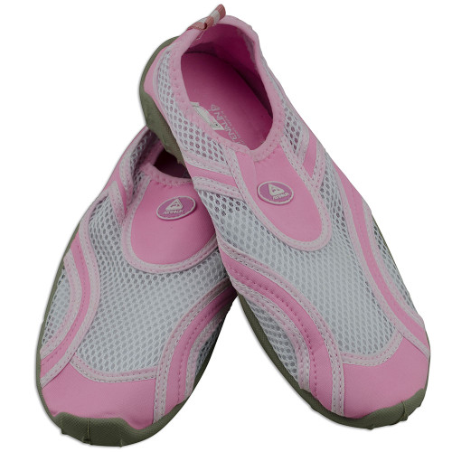 Ladies Pink Aqua Shoes