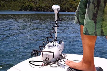 Electric Boat Motors - Trolling & Kayak Motors | Fishing