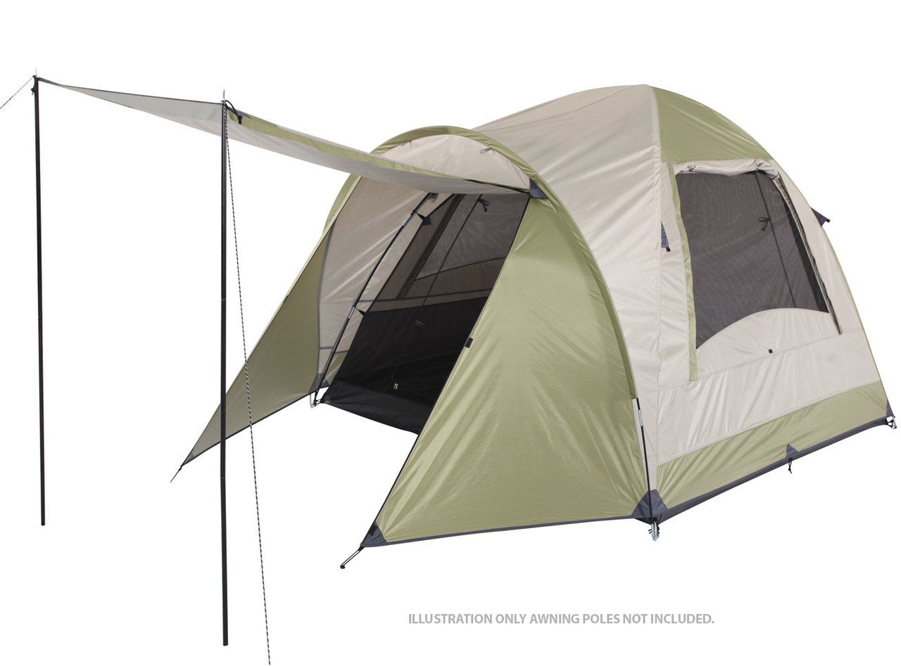 Previous Oztrail Tasman 4V Tent. Tap to expand  sc 1 st  Fishing Tackle Shop & Oztrail Tasman 4V Tent | 4 Person Camping Tent