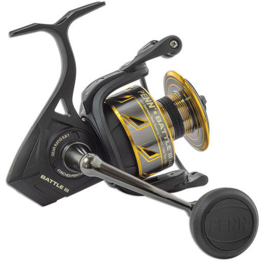 Penn Battle III 4000HS Spinning Fishing Reel BRAND NEW @ Ottos Tackle World