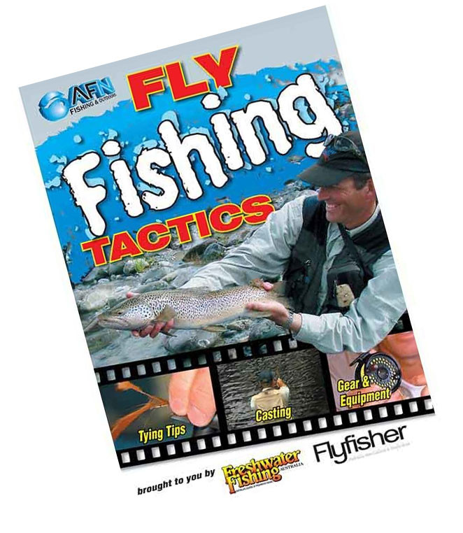Image of AFN Fly Fishing Tactics DVD