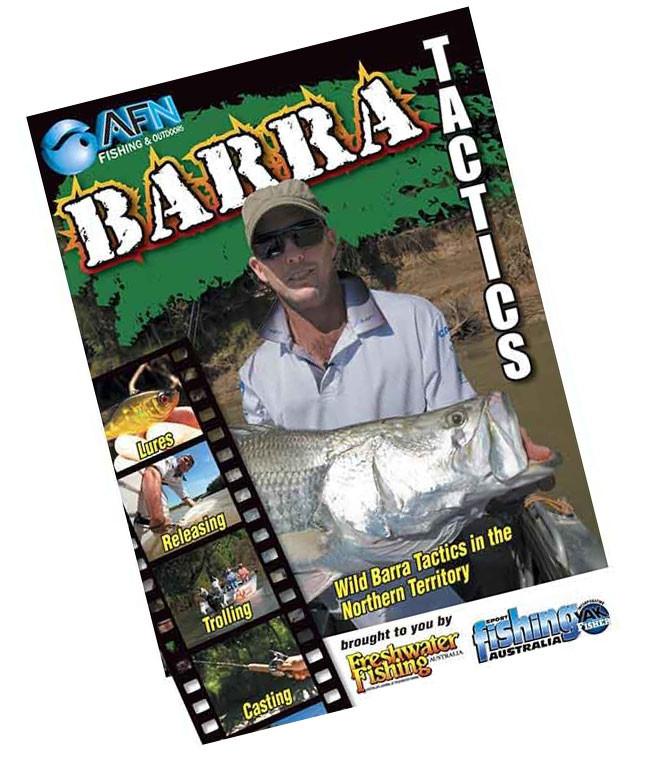 Image of AFN Barra Tactics DVD