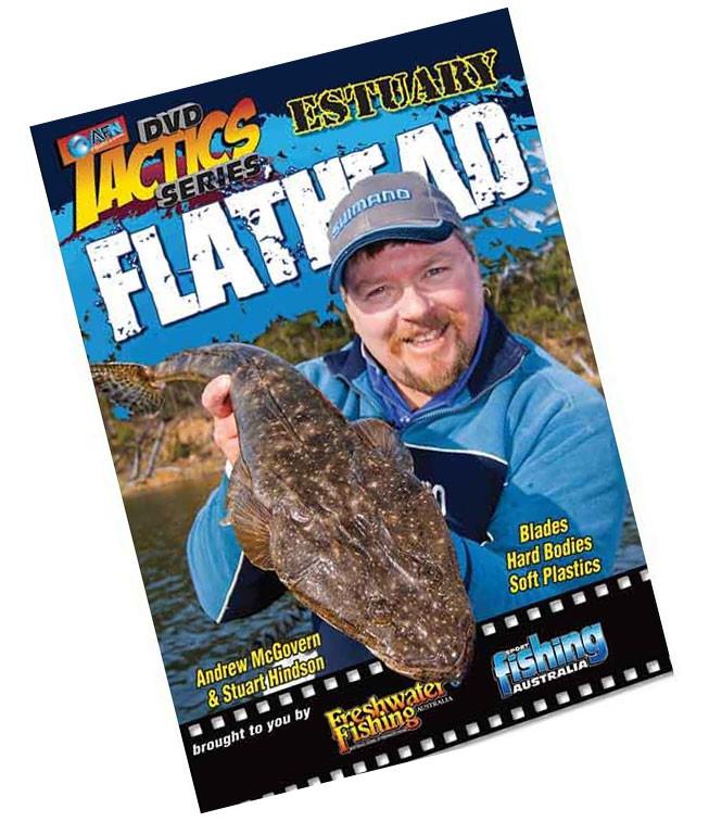 Image of AFN (Estuary Flathead) Tactics DVD