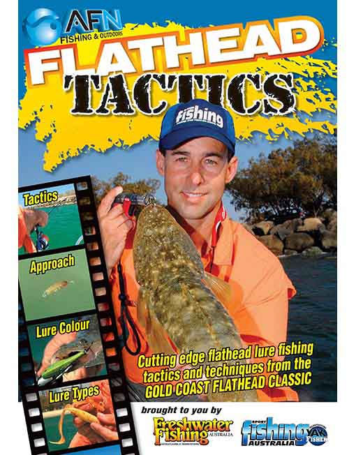 Image of AFN Flathead Tactics Fishing DVD